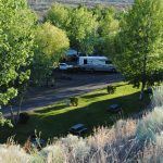 Overveiw from the bluff behind Brookside Campsite RV Park and Campground (1)