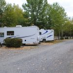Site #45 and #46 Full Service Pull Thru Sites, Cache Creek, BC, Canada